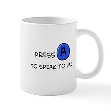 """""""Press A..."""" Mug"""