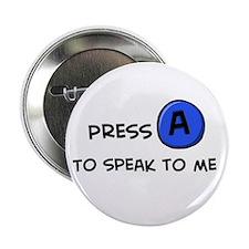 """""""Press A..."""" 2.25"""" Button"""