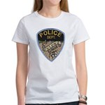 Oblong Illinois Police Women's T-Shirt