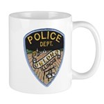 Oblong Illinois Police Mug