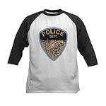 Oblong Illinois Police Kids Baseball Jersey