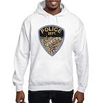 Oblong Illinois Police Hooded Sweatshirt