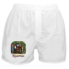 Equestrian 2010 Boxer Shorts