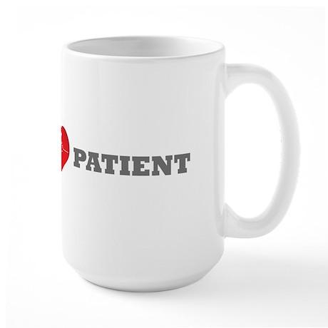 Oceanside Wellness Patient Large Mug
