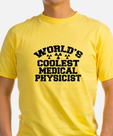 World's Coolest Medical Physicist T