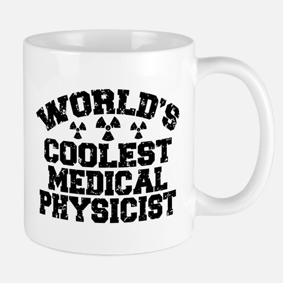 World's Coolest Medical Physicist Mug