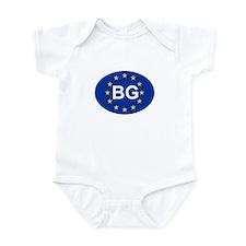 EU Bulgaria Infant Bodysuit