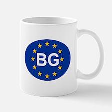 EU Bulgaria Mug