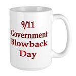 Blowback Large Mug