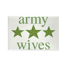 Army Wives Rectangle Magnet