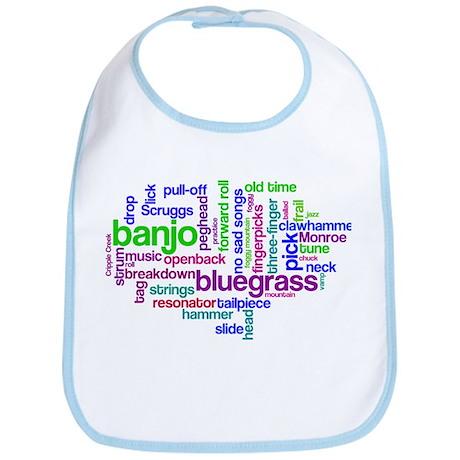 Can You Say Banjo? Bib