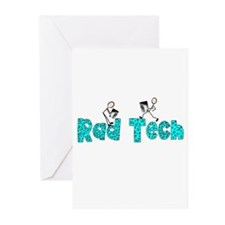 radiology Greeting Cards (Pk of 10)