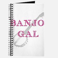 Banjo Gal Journal