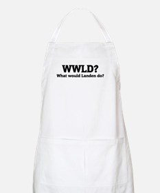 What would Landen do? BBQ Apron