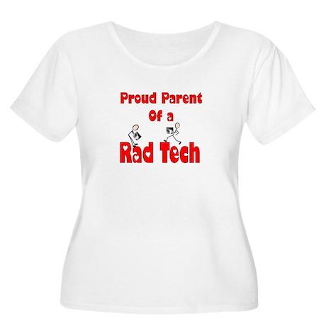 radiology Women's Plus Size Scoop Neck T-Shirt