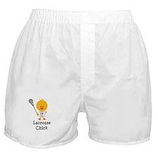 Lacrosse Chick Boxer Shorts