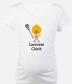 Lacrosse Chick Shirt