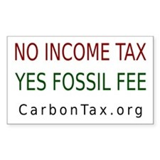 No Income Tax, Yes Fossil Fee - CarbonTax.org