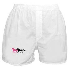 Horses (B & P) Boxer Shorts