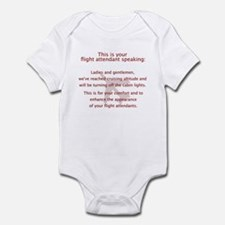 Some Better Lighting Infant Bodysuit