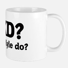 What would Kyle do? Mug