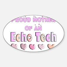 echo tech Decal