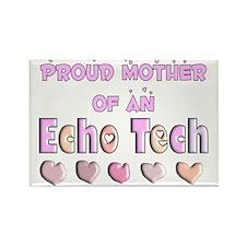 echo tech Rectangle Magnet
