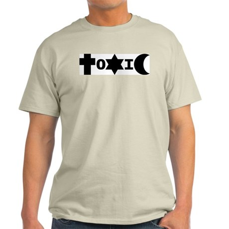 ToXiC Faiths Tagless T-Shirt (G)