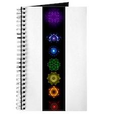 Chakra Symbols Journal