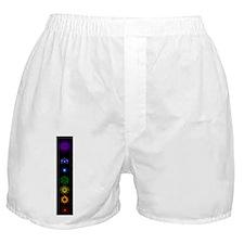 Chakra Symbols Boxer Shorts