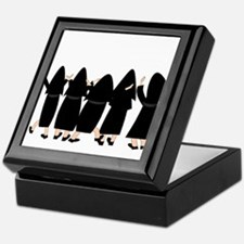 Nuns Jubilee Keepsake Box