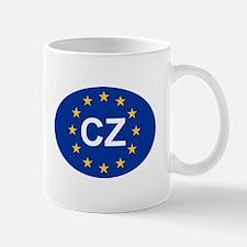 EU Czech Republic Mug