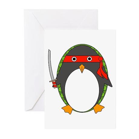 Ninja Penguin (10)