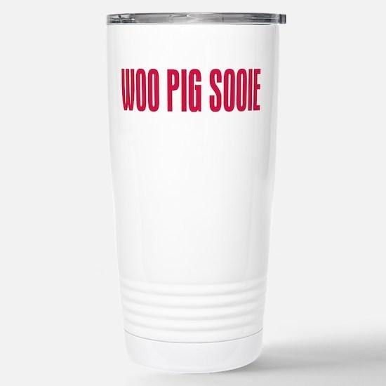 Woo Pig Sooie Stainless Steel Travel Mug