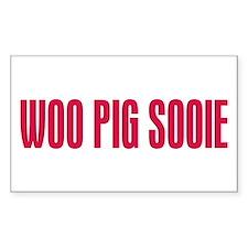 Woo Pig Sooie Decal