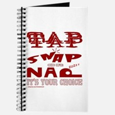 TAP SNAP OR NAP Journal
