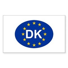 EU Denmark Decal