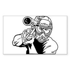 Paintball Decal