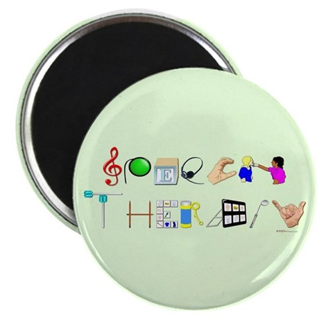 Speech Therapy Magnet