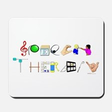 Speech Therapy Mousepad