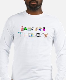 Speech Therapy Long Sleeve T-Shirt