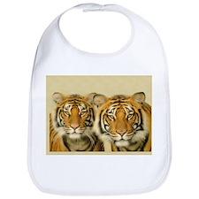 """""""Two Tigers"""" Bib"""