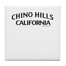 Chino Hills Tile Coaster