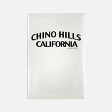 Chino Hills Rectangle Magnet