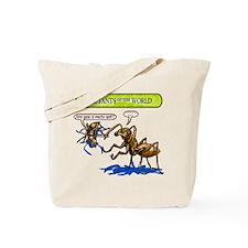 Mute Ant Mutant Tote Bag