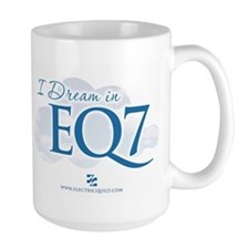 I Dream in EQ7 tall mug