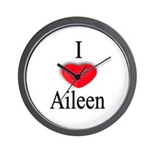 Aileen Wall Clock