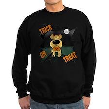 Airedale Devil Halloween Sweatshirt