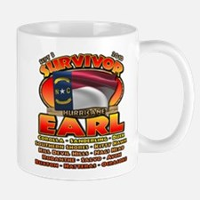 Survivor: Hurricane Earl Mug