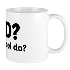 What would Joel do? Mug